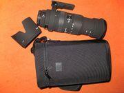 SIGMA AF-MF ZOOM LENS - APO50-500mm