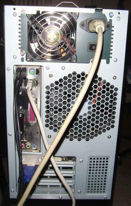 Schöner kleiner PC fürs Büro: Kleinanzeigen aus Bruchsal - Rubrik PCs über 2 GHz