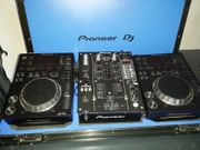 Pioneer CDJ 350 DJM 400