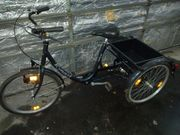 Dreirad erwachsene dreirad Senioren Rad