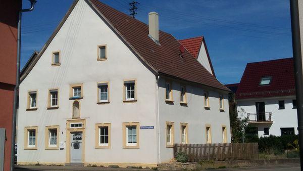 Haus Bauplatz