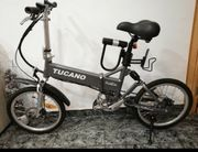 tucano hb 20 Elektrofahrrad - 250W