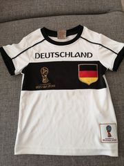 Aktions - Deutschlandtrikot Kinder Gr 98 -