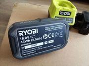 Ryobi 18V 2 5 Ah