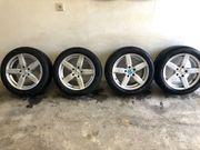 BMW 4er Winterkompletträder Aluminium Felgen