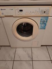 Funktionsfähige Bauknecht Waschmaschine
