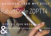 Kostenloser Gutscheincode für IQOS 3