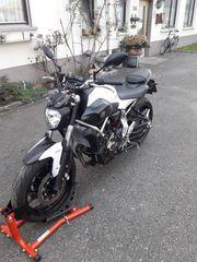 Yamaha MT-07 Führerschein A2 tauglich