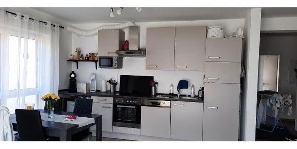 Küche incl ElektroGeräte Garantie