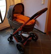 Kinderwagen Buggy Hartan VIP2