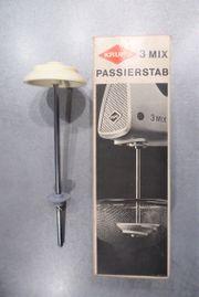 Krups 3 Mix Handmixer Passierstab