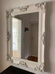 Schöner Vintage Barock Spiegel in