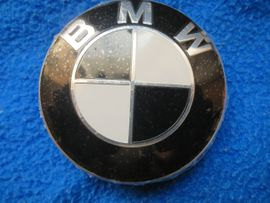 Sonstige Felgen, Radkappen - 4 original BMW Neu Nabenkappen