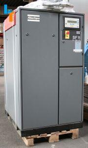 Schraubenkompressor Atlas Copco SF11 11