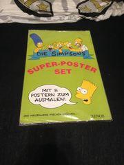 SUPER - POSTER SET DIE SIMPSONS -