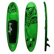 Paddelboard Grün Paddling aufblasbar 308