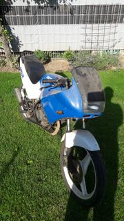 Honda NSR Moped 50 ccm