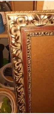 Alter Spiegelrahmen