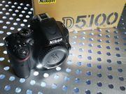 Nikon D5100 SLR-Digitalkamera Gehause in