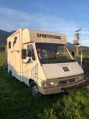 Pferdetransporter Renault 3 5 t