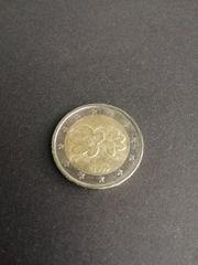 UMLAUFMÜNZE Euro 2 -- FINNLAND