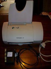 Tintenstrahldrucker LEXMARK Z11