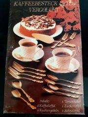 Kaffeebesteck 15tlg