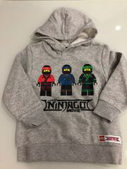 Ninajago Ninja Hoodie Sweatshirt Druck
