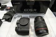 Canon EOS R RF 24-105