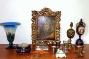 1A Antik Ankauf Ölgemälde Bronzen