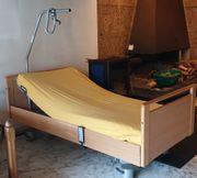 Pflegebett günstig abzugeben