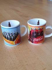 2 Coca-Cola Espressotassen