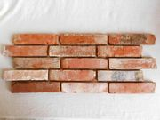 Antikriemchen handstrich Ziegelsteine Mauerziegel Feldbrand