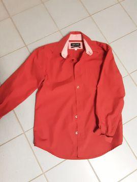 Kommunion, Konfirmation - Anzug und Hemd Größe 146