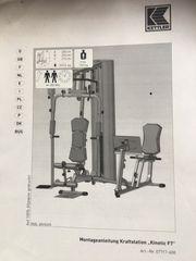 Kettler Krafstation Kinetic F7