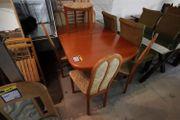 Esstisch 6 Stühle - ld14074