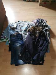 Männerkleidung T-shirts Hemden Jeans Winterjacke