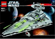 6211 Imperial Star Destroyer - Lego