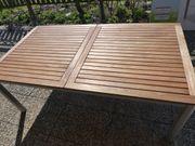 Gartentisch 180 x 100 240