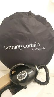 tanning curtain by essentials Selbstbräunungsset