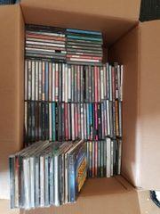 Musik-CDs 130 Stk diverse