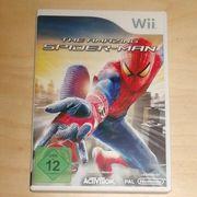 Wii The Amazing Spiderman