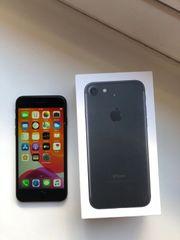 iPhone 7 32 GB mattschwarz