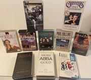 Pop VHS-Kassetten abzugeben - Gelegenheit