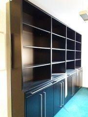 Büromöbel Schreibtisch Regal Schrank Bürostuhl