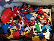 LEGO Einzelteile aus vielen Bausätzen