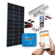 INKL EINBAU Garantie 100W Solaranlage