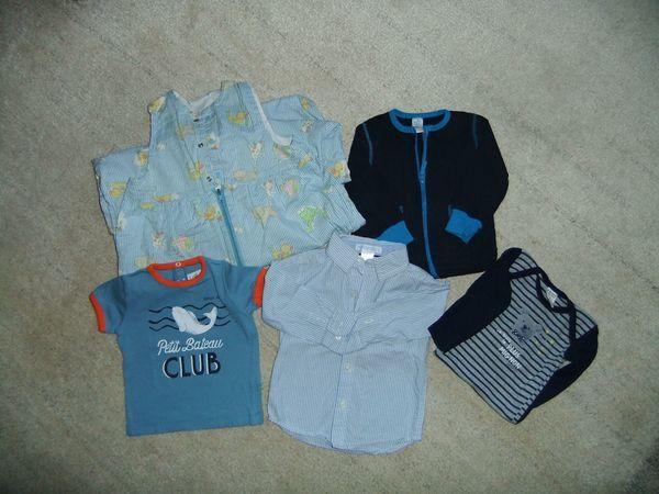 Kinderbekleidung Gr 80 Schlafsack 5