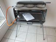 Koffer Gasgrill 3-Flammen Berger 50