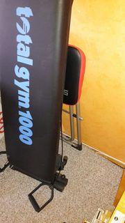 Fitnessbank Trainingsbank Total Gym 1000